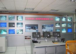 海林国际会所网络监控工程